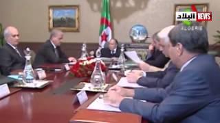 الرئيس بوتفليقة ترأس اجتماعا عاجلا حول الوضع الأمني