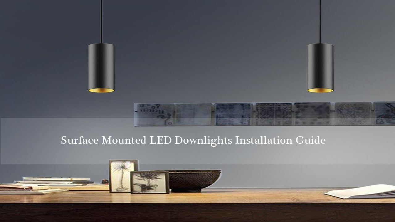 What is the best way to install downlights in a ceiling? - YouTube