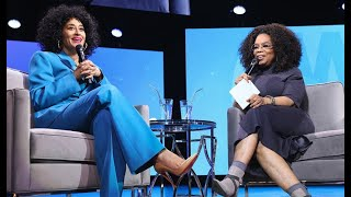 Oprah's 2020 Vision Tour Visionaries: Tracee Ellis Ross Interview