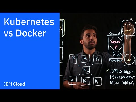 Kubernetes vs. Docker: It's Not an Either/Or Question