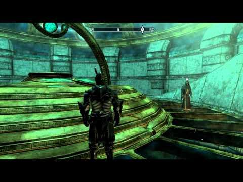 Skyrim - 14 (Коллегия Винтерхолда - Открытие невидимого III)