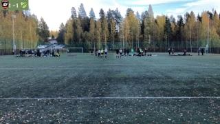 PSL TC13 2018 Pallokissat- JyPK, ottelun loppu