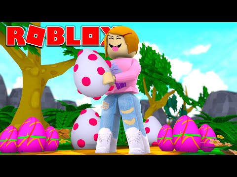 Roblox | Easter Egg Hunt With Molly!