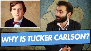 Why Is Tucker Carlson? - SOME MORE NEWS