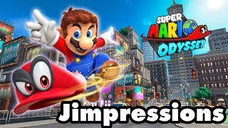Super Mario Odyssey - Hatters Gonna Hat (Jimpressions) (Video Game Video Review)