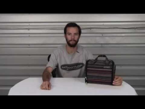 Dakine Diva Travel Bag Review at Surfboards.com - YouTube 37bac294d13a4