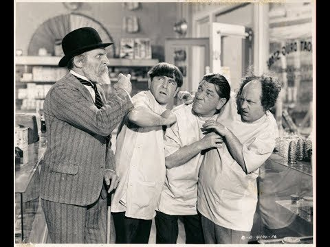 The Three Stooges 103 All Gummed Up 1947 Shemp, Larry, Moe