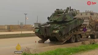 Турция начала операцию против курдов в Африне. Новости от 20.01.2018