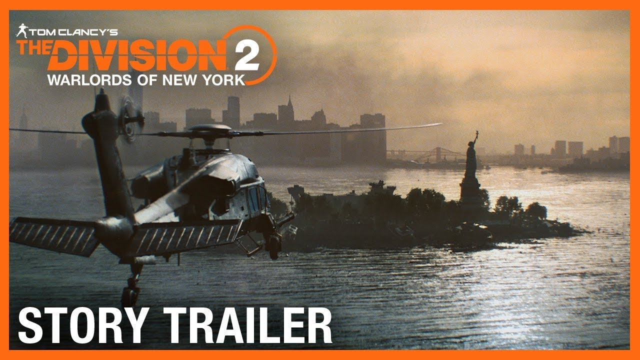 Tom Clancy's The Division 2: Warlords of New York: Story & Character Trailer | Ubisoft