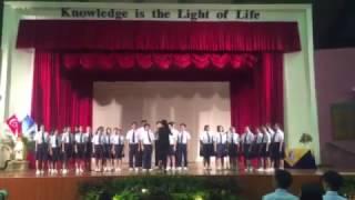 Yusof Ishak Sec Sch Choir