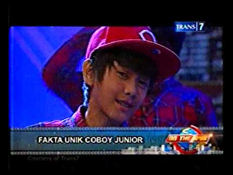 On The Spot   Fakta Unik Boyband Cilik Coboy Junior