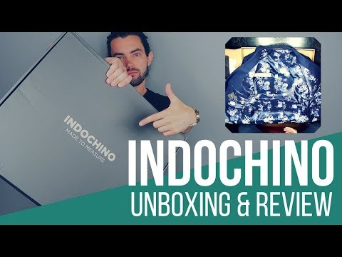 Indochino Suit Review and Unboxing | Best Online Custom Suit Company in 2018?