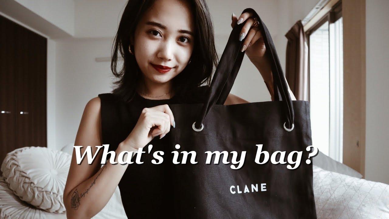 【NEWバッグ】色々変わった最近の鞄の中身【仕事用】