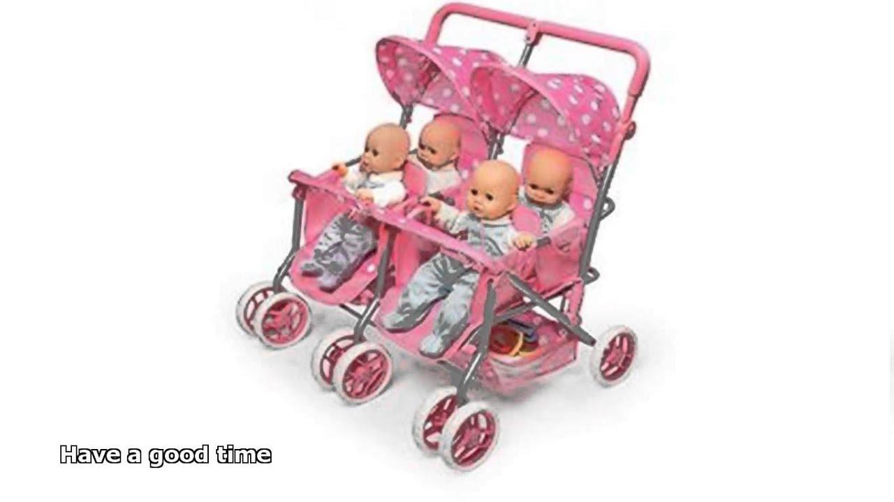 Baby Doll Stroller Set Youtube