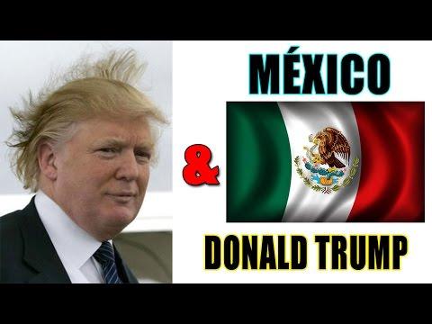 MÉXICO Vs. DONALD TRUMP (Humor, Comedia, Videoblog)