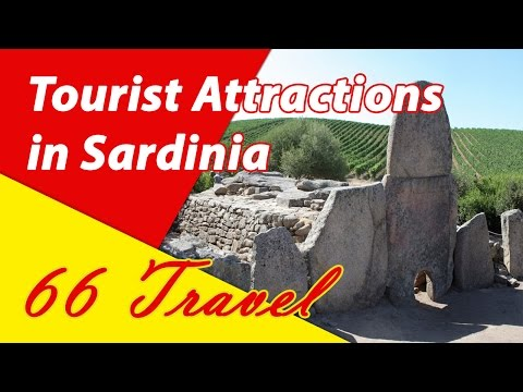 List 13 Top Tourist Attractions in Sardinia, the Mediterranean Sea | Travel to Italy