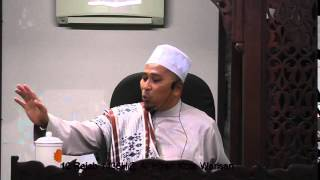 Bimbingan Mukmin Ustaz Raihan Aziz 150501