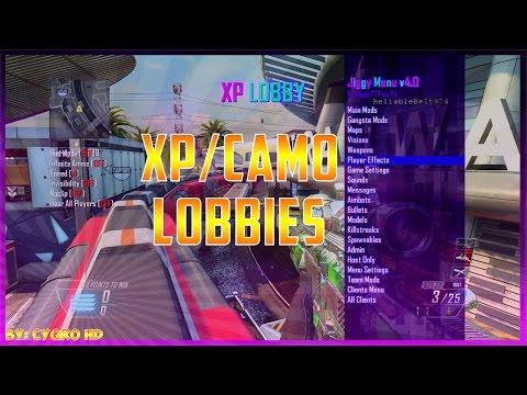 Black Ops 2 Free XP/Camo Lobbies Xbox One/Xbox 360 GT: LightDisc227082