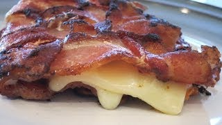 Originals: How To Make A Bacon Grilled Cheese - Cookingwithbacon