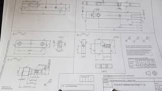 1 lösungen industriemechaniker teil Abschlussprüfung 2019