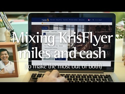 Making the Most of Your KrisFlyer Miles | Singapore Airlines
