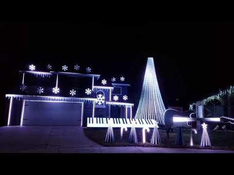 Tracy California Christmas Lights