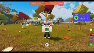 Roblox How to get Purple Party Fro Event