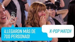 ¡Exitoso y masivo casting! | K-Pop Match