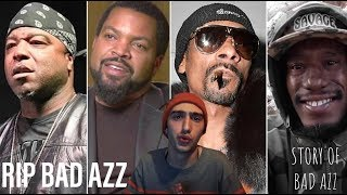 Rappers Reaction Bad Azz Passing Away In Prison