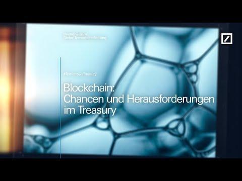 Blockchain: Chancen und Herausforderungen im Treasury