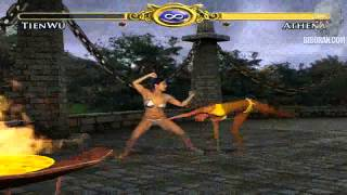 Худшая порно игра человечества Bikini Karate Babes 2 Warriors of Elysia