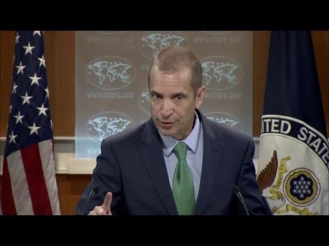 Daily Press Briefing - January 13, 2017