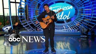 'American Idol' judges describe contestant as a 'winner' l GMA