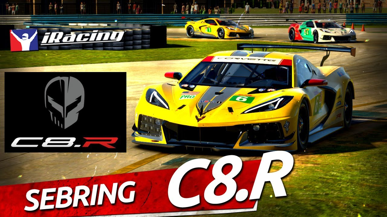 The C8.R is HERE!