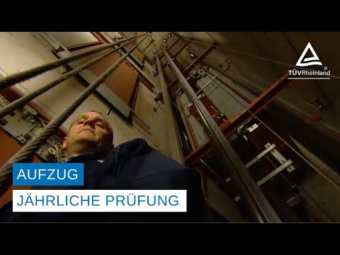TÜV Rheinland: Prüfplakette in jedem Aufzug Pflicht / Stichtag 1. Juni 2016: Prüfplaketten müssen sichtbar an der Aufzugsanlage kleben / Aufzüge werden jährlich geprüft / Keine Anlage ohne Notfallplan