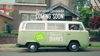 Dinner Diaries – Episode 2 coming soon!