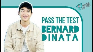 Download Lagu Pass the Test Bareng Bernard Dinata, yang Pernah Magang di YG Entertainment!