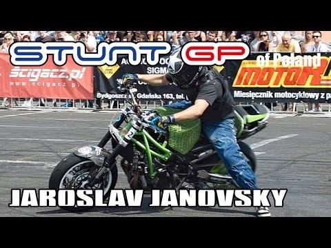 Jaroslav Janovsky - Czech Republic- Stunt GP 2014