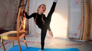 Тренировка дома не теряем форму Workout at home do not lose shape