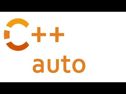 "The ""auto"" keyword in C++"