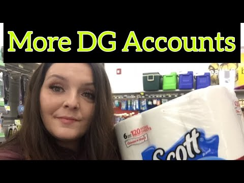 $5 off $25 - Get More Couponing Accounts At Dollar General
