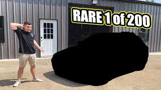 homepage tile video photo for Buying a SUPER RARE 1 of 200 JDM Subaru