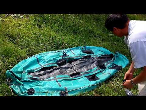 Различные виды накачки надувных лодок))8