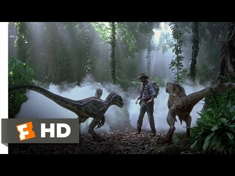 Jurassic Park 3 610 Movie   What Are You Doing Here? 2001 HD