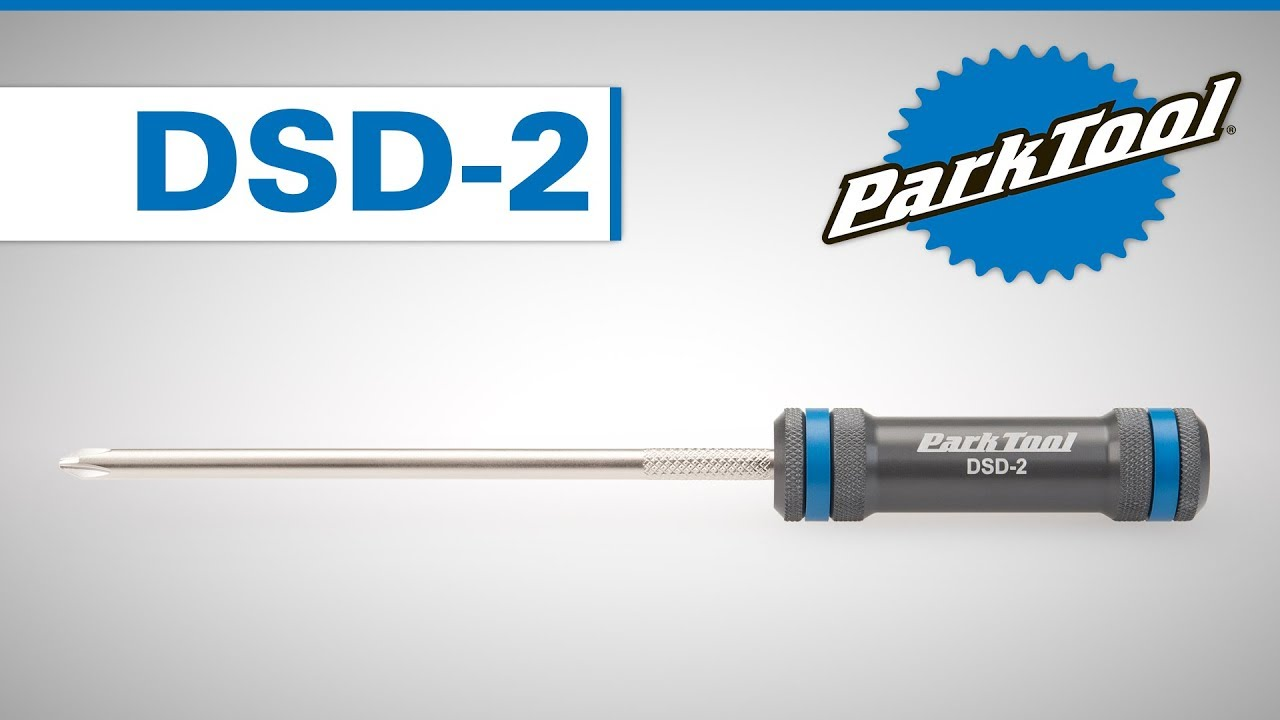 Park Tool SD-2 #2 Philips Screwdriver