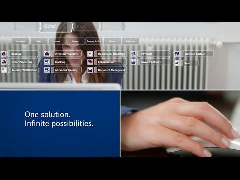 eSchenker: The new generation of logistics technology