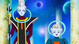 The Angels of Dragon Ball Super Origins