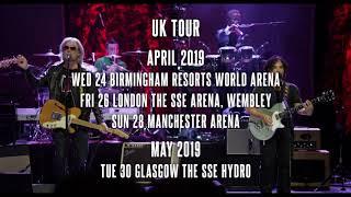 Daryl Hall & John Oates - UK Tour 2019