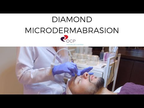 Diamond Microdermabrasion in Dubai -  OCP Medical Center