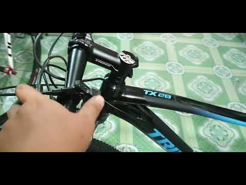 xe đạp trinx Trinx TX 28 xanh dương. Giá 6 tr 850 ngàn. Sơn 0937009995
